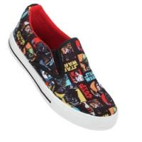 Star wars boys canvas shoes £4.99