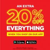 20% Off Orders When You Use The APP @ Sports Direct