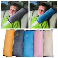 Children's Seat belt head support pillows only £2.99 delivered
