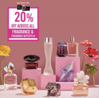 20% Off All Fragrance @ Superdrug