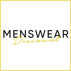 10% off everything @ Menswear Discount