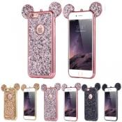 Minnie Ears Bling Phone Cases £3.27 delivered @ Ebay