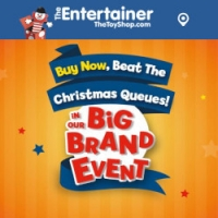 MEGA SALE with up to 85% off Toys @ The Entertainer