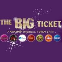 50% Off The Big Ticket Blackpool @ AttractionTix
