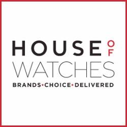 10% off all orders over £100 @ House Of Watches