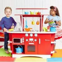 Wooden Retro Diner Kitchen £45 Delivered @ ELC