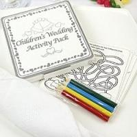 4 Wedding Children's Activity Packs £2.23 Delivered @ Amazon