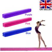 Folding Gymnastics Beam £27.39 delivered @ eBay