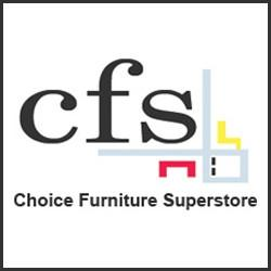 5% off everything @ Choice Furniture Superstore