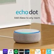 Amazon Echo Dot (3rd Gen) White or Black - £22.80 delivered