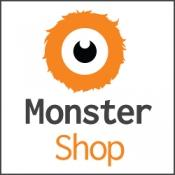 8% off all storage items @ Monster Shop