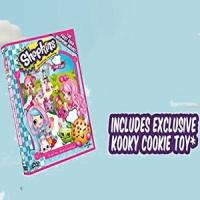 Shopkins: Chef Club (Limited Edition With Gift) - DVD £6.30 delivered