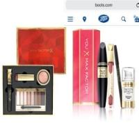 Max Factor Makeup Set (Worth £60) + Free £30 Gift - £20 @ Boots