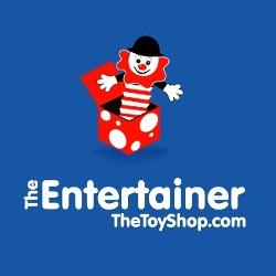 Free Delivery @ The Entertainer