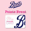 Boots Points Event Live - Get 200 Bonus Points with No Min Spend