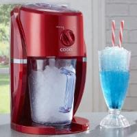 Cooks Professional Electric Ice Slushy Machine with Stirrer £24.98 @ Groupon