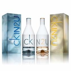 Calvin Klein CKIN2U 150ml (him or her) £13.98 delivered @ Groupon