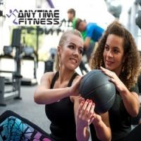 Anytime Fitness: 10 Gym Passes + £5 M&S e-gift card for £10 @ Groupon
