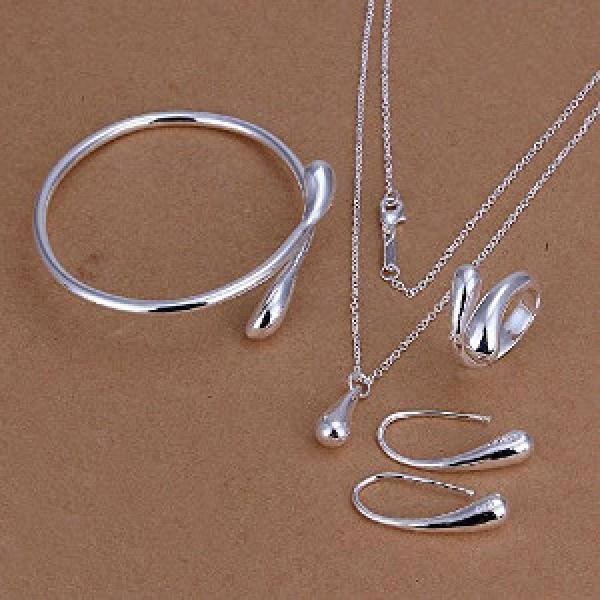 Solid Silver jewellery set £2.98 delivered
