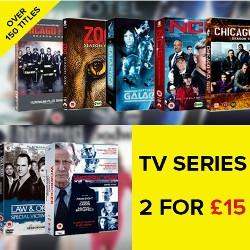 2 TV Series Box Sets £13.50 delivered @ Zoom