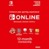 Nintendo Switch Online 12 Month (365 Day) Membership £12.99 @ CdKeys