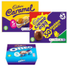 Cadbury Cream/Caramel/Oreo 5 Pack Eggs £1 @ Tesco