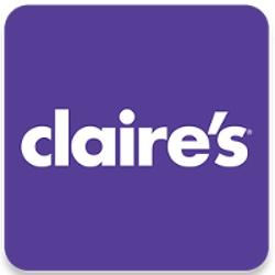 40% off kids items @ Claires Accessories