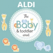 ALDI Baby Specialbuys Event NOW LIVE