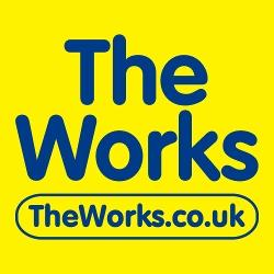 25% off £10 Spend with Code @ The Works