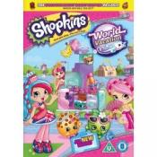 Shopkins: World Vacation DVD £6.30 delivered @ Zoom
