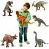 Various GIANT foam/rubber Dinosaurs from £6.99 delivered @ eBay