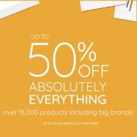 Mega Sale - Up to 50% Off (inc brands) @ LaRedoute