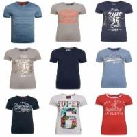 Superdry Mens & Womens T-Shirts (18 Designs) £8.99 Delivered @ Superdry eBay Store