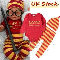 3 Piece baby Harry Potter Set - £5.98 delivered