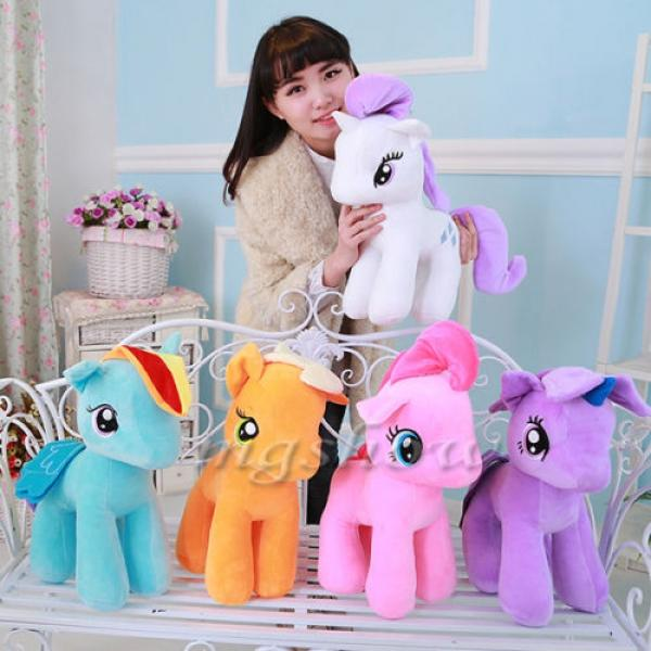 "9"" My Little Pony teddy just £2.22 delivered"
