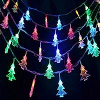 5m outdoor Christmas tree led lights £3.98 delivered