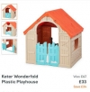 Keter Holiday Playhouse £33 @ B&Q (Free C&C)