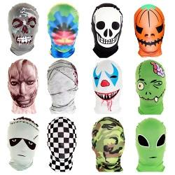 Halloween Morph Masks £3.99 delivered @ Ebay