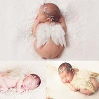 Angel baby photoprop set just 99p delivered