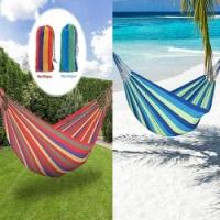 Outdoor Portable Double Hammock £11.98 @ Wowcher