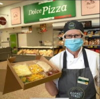 Free Pizza Kits throughout Half Term @ Morrisons