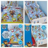 Paw Patrol Christmas Bedding £5.99 Delivered @ eBay