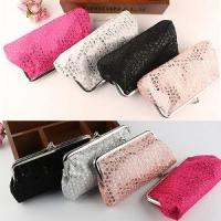 Womens sequin clutch bag 99p delivered