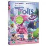 Trolls Holiday DVD & Poster £3.75 delivered @ Zoom