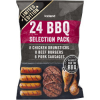 They're BACK! 24 Piece BBQ pack for £5 @ Iceland