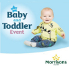 Baby & Toddler Event now LIVE @ Morrison's