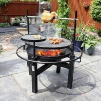 BBQ/Rotisserie/Grill/Warming Plate combo £59.99 delivered @ eBay