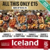 Ultimate Party Food Bundle Back for £15 @ Iceland