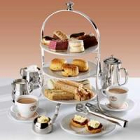 Afternoon tea for 2 at Patisserie Valerie £10 @ BuyAGift