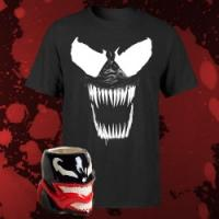 Venom T-shirt & mug £9.98 Delivered @ Zavvi